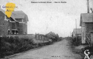 Rue du Moulin - Contributeur : Guy Gilkin