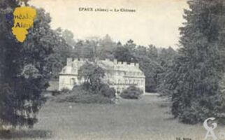 le Château - Contributeur : Maryse Trannois