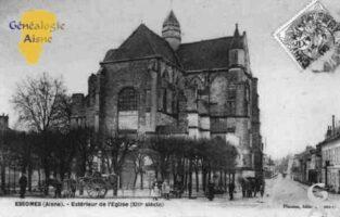 L'Église ( XIIIéme siècle ) - Contributeur : Guy Gilkin