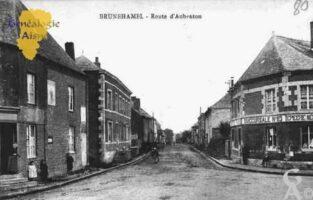 Route d'Aubenton - Contributeur : Guy Gilkin