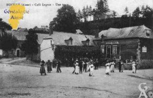 Café Legros - une noce - Contributeur : Guy Gilkin
