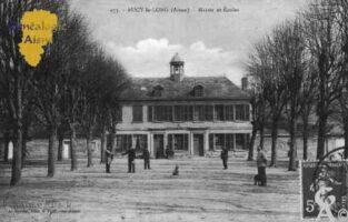 Mairie et Écoles - Contributeur : Guy Gilkin