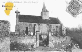 Église de Sainte Marguerite - Contributeur : Guy Gilkin