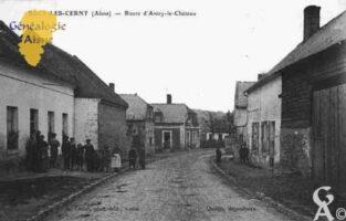 Route d'Anizy le Château - Contributeur : Guy Gilkin
