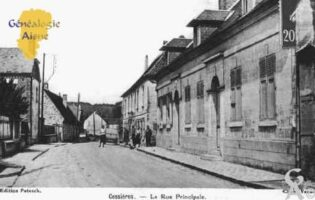 La Rue principale - Contributeur : Guy Gilkin