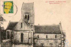 Église du XIIé Siècle - Contributeur : Guy Gilkin