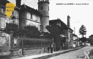 Avenue de Ruvet - Contributeur : Guy Gilkin