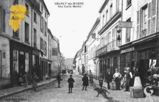 Rue Émile Morlot - Contributeur : Guy Gilkin