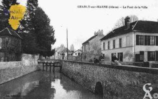 Le Pont de la Ville - Contributeur : Guy Gilkin