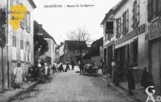 Route de Jaulgonne - Contributeur : Guy Gilkin