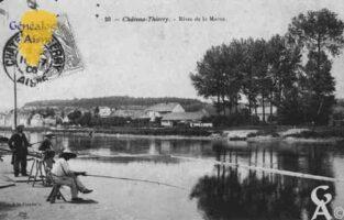 Rives de la Marne - Contributeur : Guy Gilkin