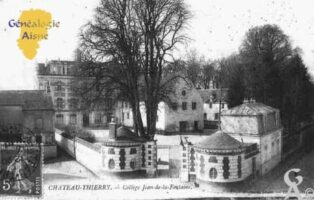 Collège Jean de la Fontaine - Contributeur : Guy Gilkin