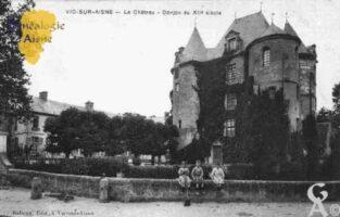 Le Château - Donjon du XIIIé Siècle - Contributeur : Guy Gilkin