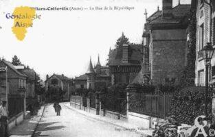 La Rue de la République - Contributeur : Guy Gilkin