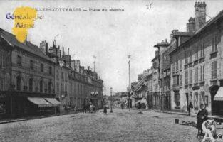 Place du Marché   - Contributeur : Guy Gilkin