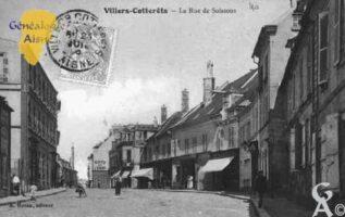 Rue de Soissons - Contributeur : Guy Gilkin