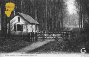 Le Parc - Passage des Chataigniers - Contributeur : Guy Gilkin