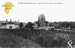 Église (XIé et XIIé Siècles) en vue d'ensemble - Contributeur : Guy Gilkin