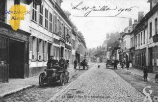 Rue de la République - Contributeur : Guy Gilkin