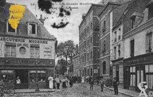 Les Grands Moulins, rue de l'Arsenal - Contributeur : Guy Gilkin