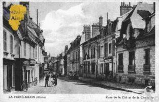 Rues de la Cité et de la Chaussée - Contributeur : Guy Gilkin