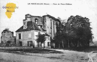 Place du Vieux-Château - Contributeur : Guy Gilkin