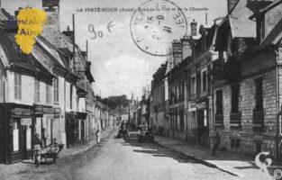 Rues de la Chaussée et de la Cité - Contributeur : Guy Gilkin
