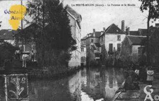 La Poterne et le Moulin - Contributeur : Guy Gilkin