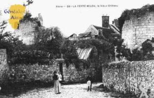 Le Vieux-Château - Contributeur : Guy Gilkin