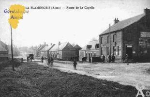 Route de la Capelle - Contributeur : Guy Gilkin