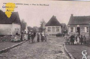 place du Bois-Mirand - Contributeur : Catherine Flour