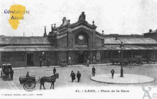 Place de la Gare - Contributeur : Guy Gilkin