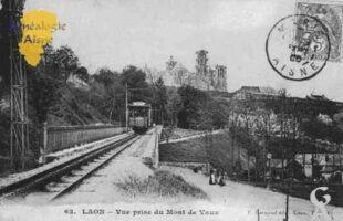 Vue prise du Mont de Vaux - Contributeur : Guy Gilkin