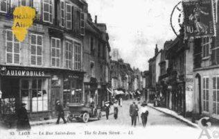 La Rue Saint-Jean - Contributeur : Guy Gilkin