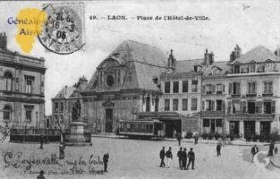 Place de l'Hôtel de Ville - Contributeur : Guy Gilkin