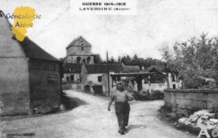 Guerre 1914 - 1916 - Contributeur : Guy Gilkin