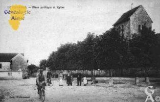 Place Publique et Église - Contributeur : Viviane Courtin