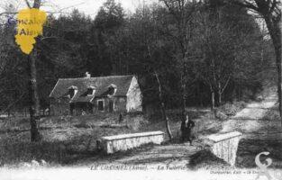 Le Château et le Parc - Contributeur : Guy Gilkin