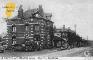 Hôtel du Rond Point - Sa Cure d'Air et de Repos  - Contributeur : Guy Gilkin