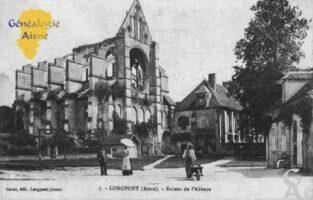 Ruines de l'Abbaye - Contributeur : Guy Gilkin