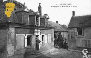 Boulangerie et Maison de la Place - Contributeur : Guy Gilkin