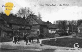 Rue Centrale - Contributeur : Guy Gilkin