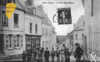 La Rue Notre-Dame - Contributeur : Guy Gilkin