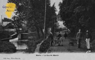 La Rue du Moulin - Contributeur : Guy Gilkin