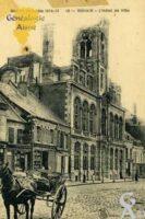l'Hôtel de ville après 1918 - Contributeur : Laurent Colas