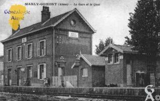 La Gare et le Quai - Contributeur : Guy Gilkin