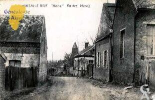 Rue du Marais - Contributeur : M.R. Lavigne