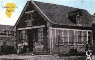 La Gare - Contributeur : M.R. Lavigne