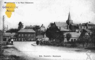 La Place Clémenceau - Contributeur : Guy Gilkin