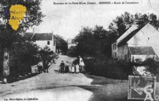 Route de Cointicourt - Contributeur : Guy Gilkin
